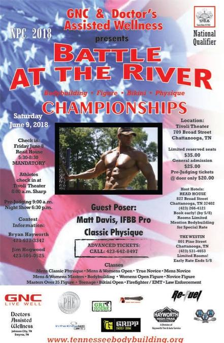 2018 Battle the River